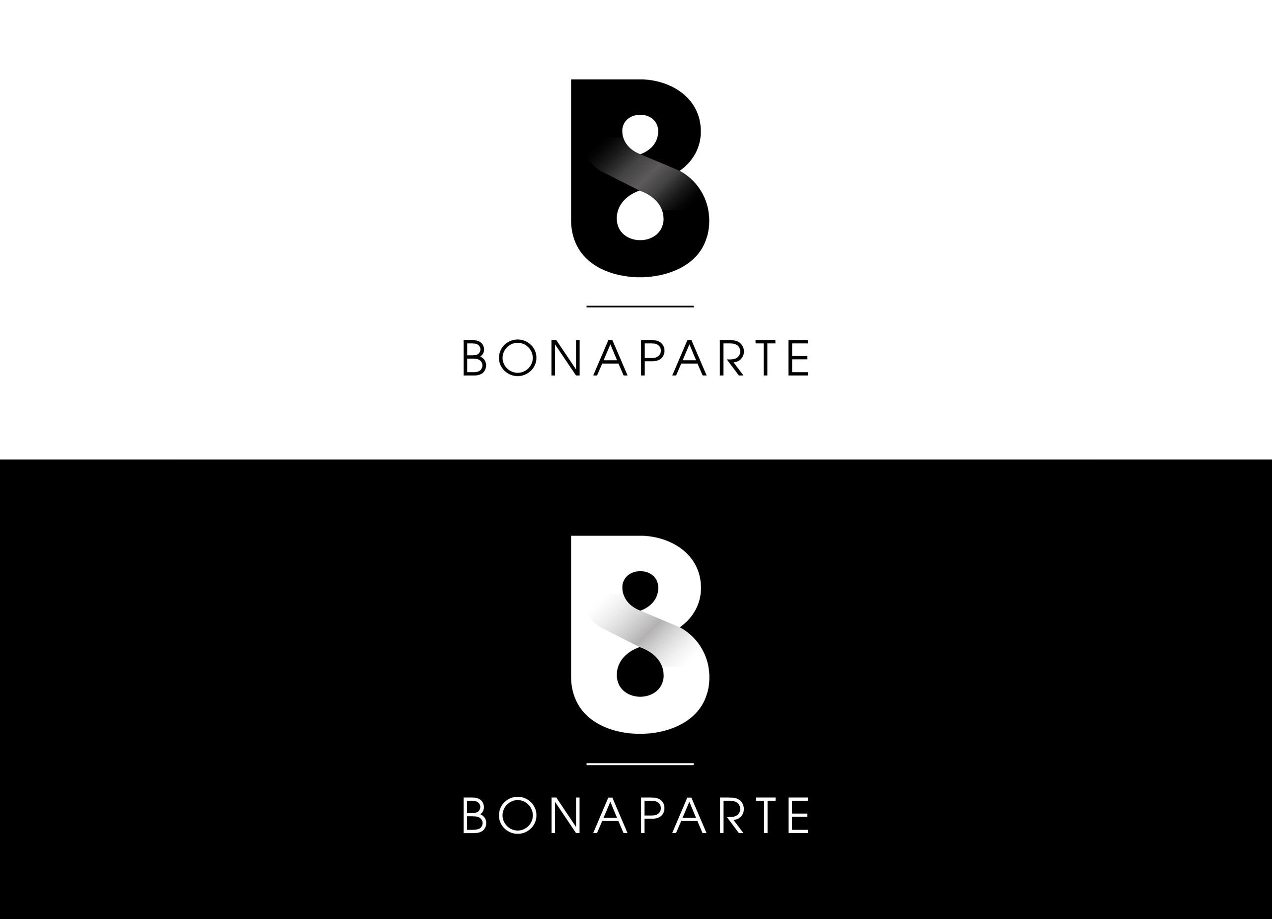 Logo Bonaparte, réalisation vidéo
