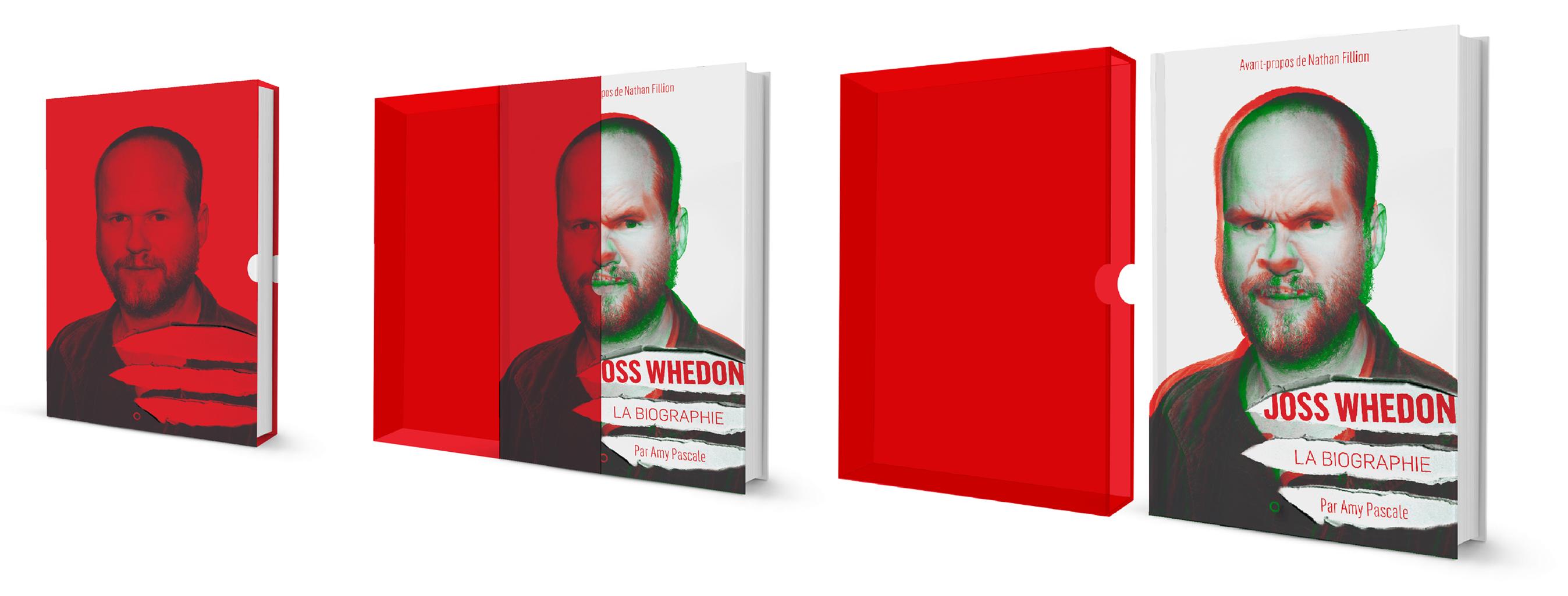 Joss whedon la biographie over the pop by Glénat